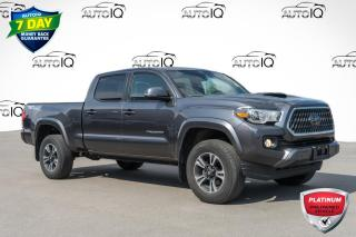 Used 2018 Toyota Tacoma SR5 VERY CLEAN OFF LEASE CREW CAB for sale in Innisfil, ON