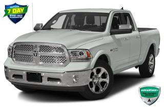 Used 2015 RAM 1500 Laramie VERY CLEAN LOCAL TRADE for sale in Innisfil, ON