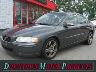 Used 2007 Volvo S60 T5 AWD for sale in London, ON