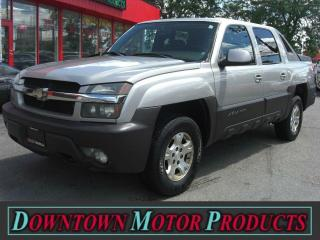 Used 2004 Chevrolet Avalanche for sale in London, ON