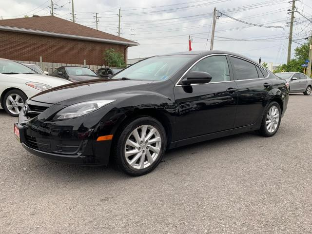 2012 Mazda MAZDA6 GS, MANUAL, BLUETOOTH, POWER GROUP, 179KM