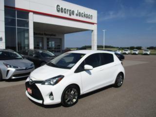 Used 2015 Toyota Yaris SE for sale in Renfrew, ON