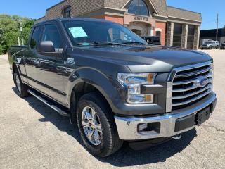 Used 2016 Ford F-150 XTR Chrome | Remote Start | Accident Free for sale in Harriston, ON