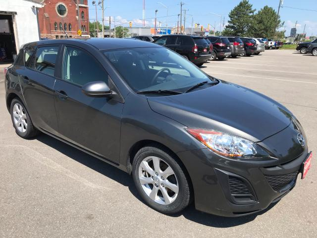 2011 Mazda MAZDA3 GX ** A/C, ALLOYS, AUX. IN **