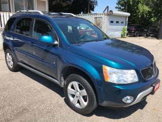 Used 2007 Pontiac Torrent ** HTD SEATS, CRUISE, AUTOSTART ** for sale in St Catharines, ON