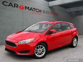 Used 2017 Ford Focus SE / AUTO / ALLOY'S / for sale in Cambridge, ON