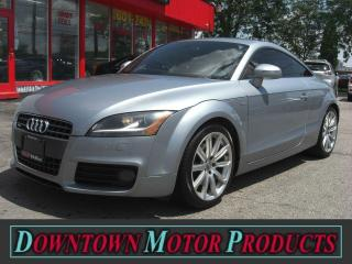 Used 2010 Audi TT S-LINE QUATTRO for sale in London, ON