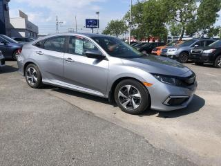 Used 2019 Honda Civic LX CVT for sale in Trois-Rivières, QC