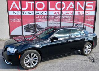 Used 2016 Chrysler 300 TOURING-ALL CREDIT ACCEPTED for sale in Scarborough, ON