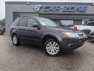 Used 2013 Subaru Forester 2.5x Limited for sale in Calgary, AB