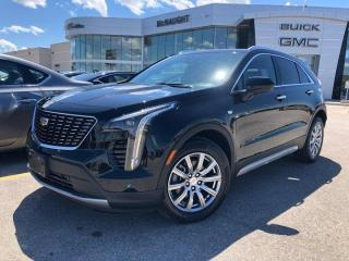 New 2020 Cadillac XT4 AWD Premium Luxury for sale in Winnipeg, MB
