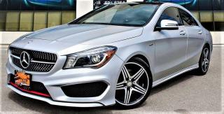 Used 2016 Mercedes-Benz CLA-Class CLA 250 for sale in Burlington, ON