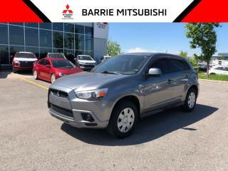 Used 2011 Mitsubishi RVR ES for sale in Barrie, ON