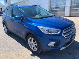 Used 2017 Ford Escape SE | Twin Panel Moonroof | Bluetooth for sale in Harriston, ON
