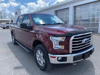 Used 2016 Ford F-150 XLT | Rear View Camera | Bluetooth for sale in Harriston, ON