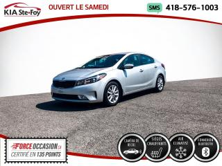 Used 2017 Kia Forte *EX* SIEGES CHAUFFANTS* CAMERA * for sale in Québec, QC