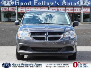 Used 2017 Dodge Grand Caravan STOW & GO, REARVIEW CAMERA,NAVIGATION, 7 PASSENGER for sale in Toronto, ON