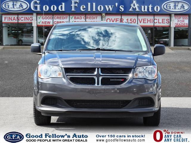 2017 Dodge Grand Caravan STOW & GO, REARVIEW CAMERA,NAVIGATION, 7 PASSENGER