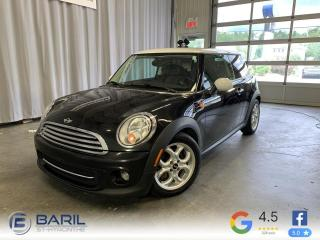 Used 2013 MINI Cooper Hardtop Coupé 2 portes Knightsbridge Classic for sale in St-Hyacinthe, QC