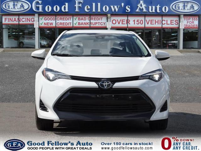 2018 Toyota Corolla LE MODEL, DRIVER LANE DEPARTURE ASSIST, 1.8L