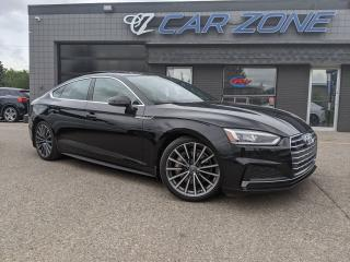 Used 2018 Audi A5 Technik for sale in Calgary, AB