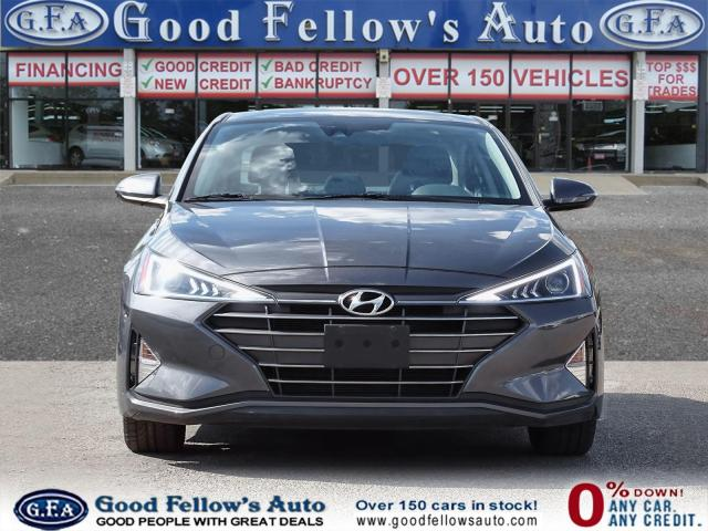 2019 Hyundai Elantra PREFERRD, SUNROOF, REARVIEW CAMERA, BLIND SPOT