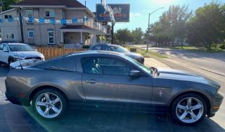Used 2011 Ford Mustang V6 Premium for sale in Dunnville, ON