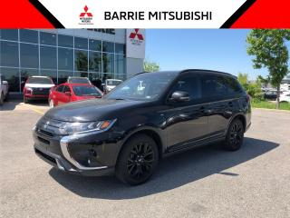 Used 2019 Mitsubishi Outlander SE Black Edition AWC (V6) for sale in Barrie, ON