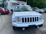 Photo of White 2014 Jeep Patriot