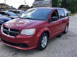 Used 2013 Dodge Grand Caravan SXT for sale in Cambridge, ON