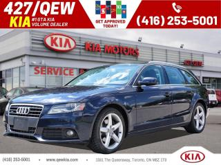 Used 2010 Audi A4 2.0T PREMIUM for sale in Etobicoke, ON