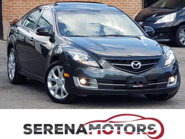 2012 Mazda MAZDA6 GT   AUTO   FULLY LOADED   ONE ONWER   NO ACCIDENT