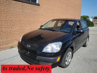 Used 2009 Kia Rio Rio5 EX for sale in Oakville, ON