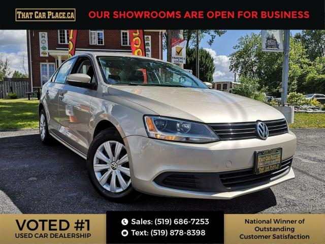 2014 Volkswagen Jetta 2.0L Comfortline Cloth, ABS brakes, Electronic Stability Control, Heated door mirrors, Heated front seats, Illuminate