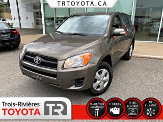 Used 2011 Toyota RAV4 Base I4 4 portes à deux roues motrices for sale in Trois-Rivières, QC
