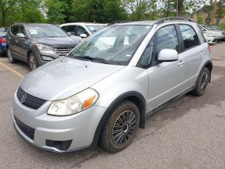 Used 2008 Suzuki SX4 JX for sale in Brampton, ON