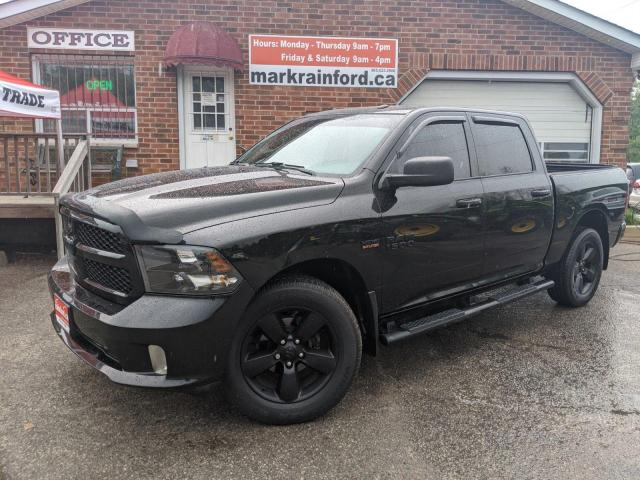 2017 RAM 1500 Express 5.7 Hemi Crew 4x4 Bluetooth