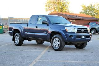 Used 2008 Toyota Tacoma SR5 4X4 for sale in Brampton, ON