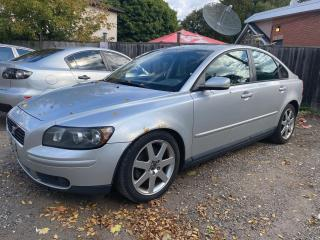 Used 2005 Volvo S40 Automatic/4 Door/AS IS Special for sale in Scarborough, ON