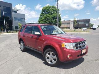 Used 2008 Ford Escape XLT, AWD, Only 159000 km, 3/Y Warranty availabl for sale in Toronto, ON