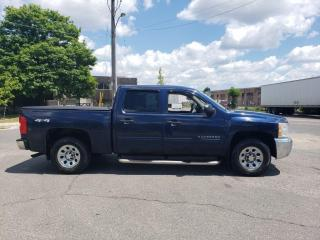 Used 2012 Chevrolet Silverado 1500 6 Pass, 4 door 4X4, 3/Y Warranty avail for sale in Toronto, ON