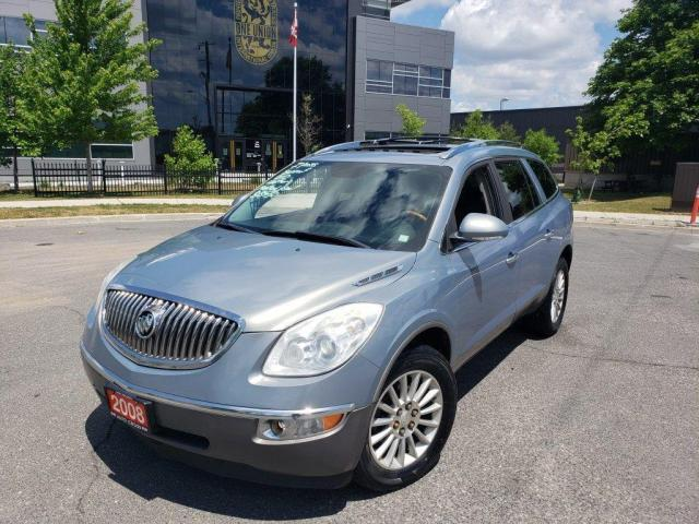 2008 Buick Enclave DVD,7 Pass, Leather,Sunroof, Warranty avail