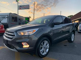 Used 2017 Ford Escape SE for sale in Cobourg, ON