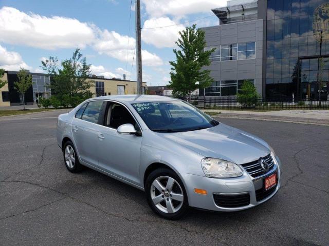 2009 Volkswagen Jetta comfortline