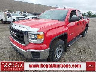Used 2015 GMC Sierra 1500 Base Double CAB SWB 4WD 5.3L for sale in Calgary, AB