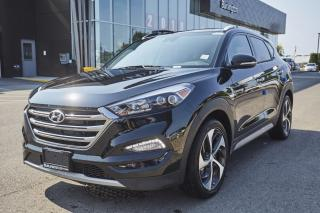 New 2018 Hyundai Tucson 1.6T AWD GLS Night TUCSON 1.6T AWD ULTIMATE for sale in Burlington, ON