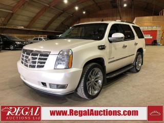 Used 2011 Cadillac Escalade 4D Utility 4WD for sale in Calgary, AB