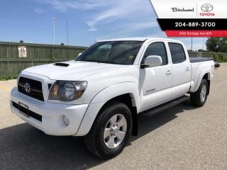 Used 2011 Toyota Tacoma 4WD DoubleCab V6 Auto TRD Sport for sale in Winnipeg, MB