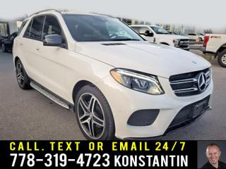 Used 2016 Mercedes-Benz GLE-Class 4MATIC 4dr GLE 350d for sale in Maple Ridge, BC