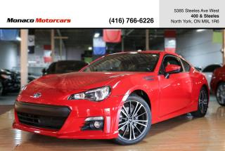 Used 2014 Subaru BRZ M/T SPORT-TECH - PUSH START|NAVIGATION|HEATED SEAT for sale in North York, ON